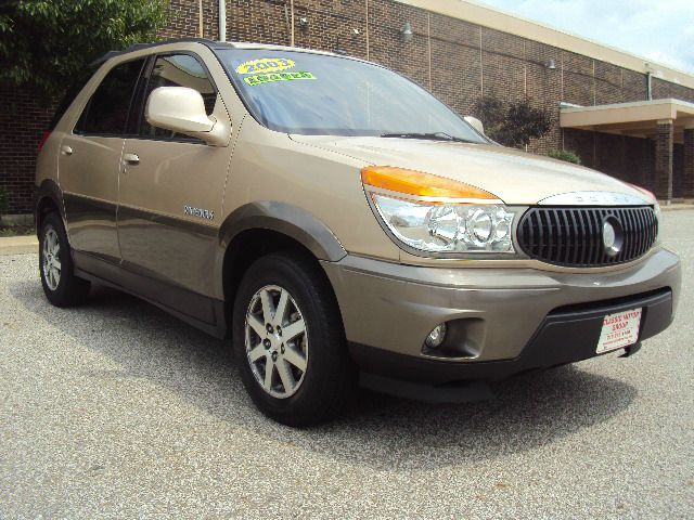 2003 buick rendezvous 2 5x awd details cleveland oh 44130. Black Bedroom Furniture Sets. Home Design Ideas