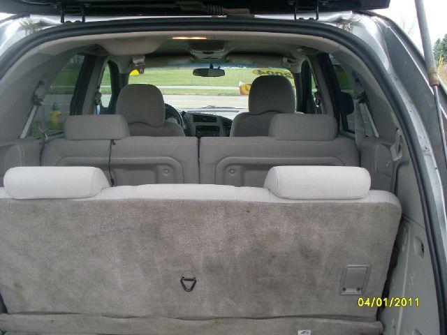 2004 Buick Rendezvous 4dr Sdn 3.2L Quattro