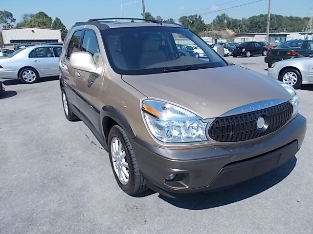 2005 Buick Rendezvous All The Whistlesbells