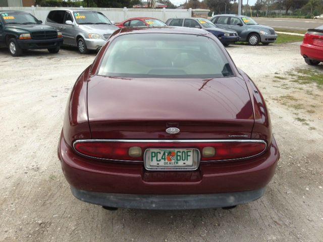 1998 Buick Riviera GT Premium