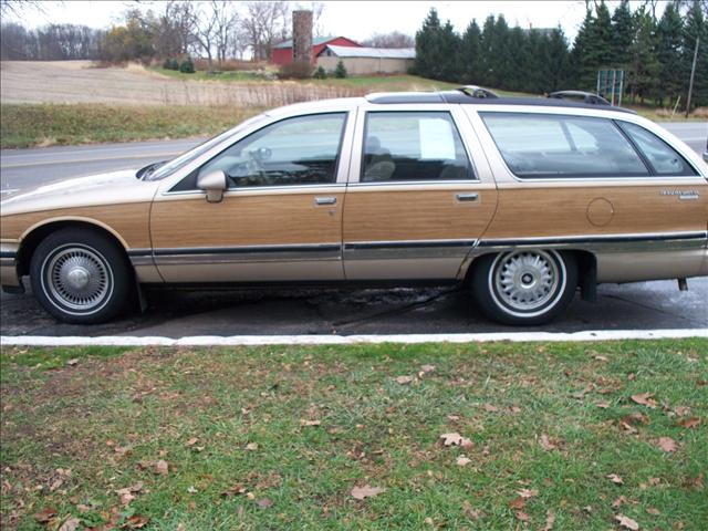 used buick roadmaster estate wagon 1994 details buy used. Cars Review. Best American Auto & Cars Review
