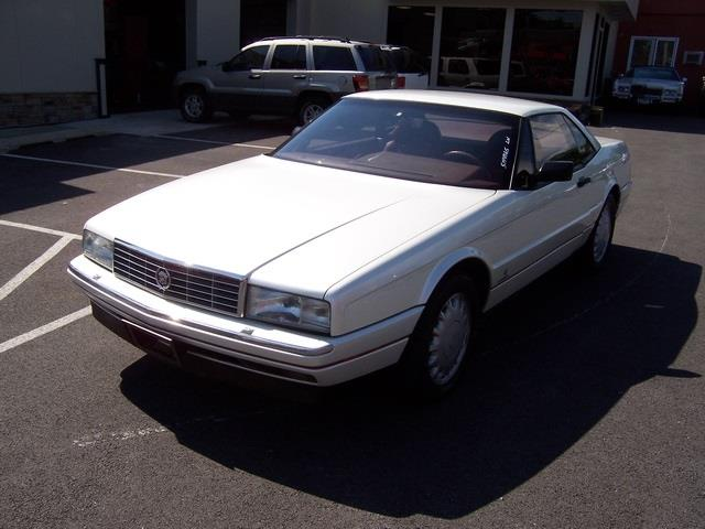 1991 Cadillac Allante Unknown