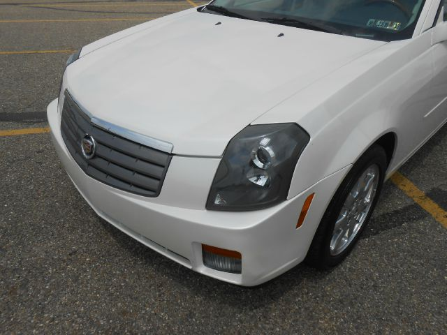 2003 Cadillac CTS Coupe