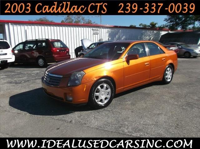 2003 Cadillac CTS GL Manual W/siab