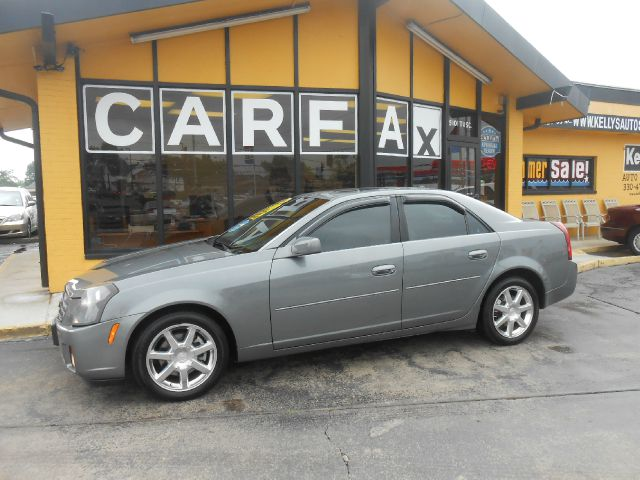 2004 Cadillac CTS Coupe