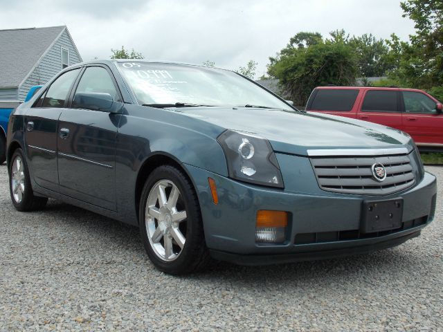 2005 Cadillac CTS 4dr Sdn GS Plus