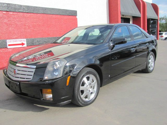 2007 Cadillac CTS 4dr Sdn GS Plus