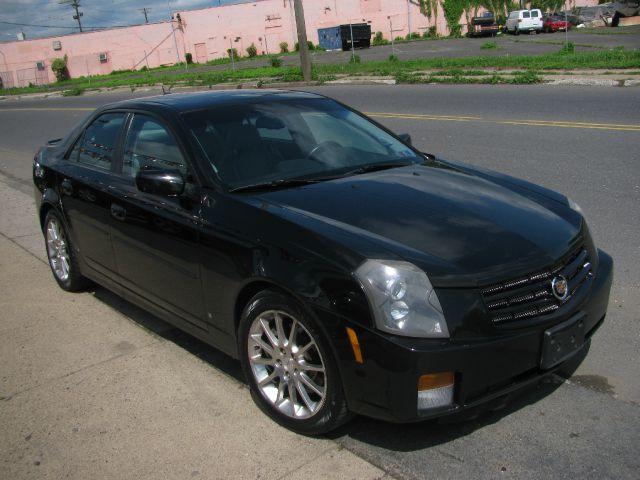 2007 Cadillac CTS GL Manual W/siab