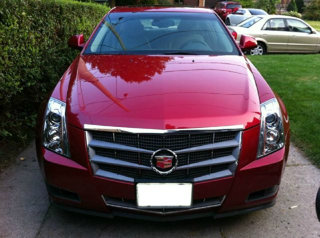 2008 Cadillac CTS LX (leather)