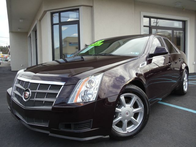 2008 Cadillac CTS Executive Limousine