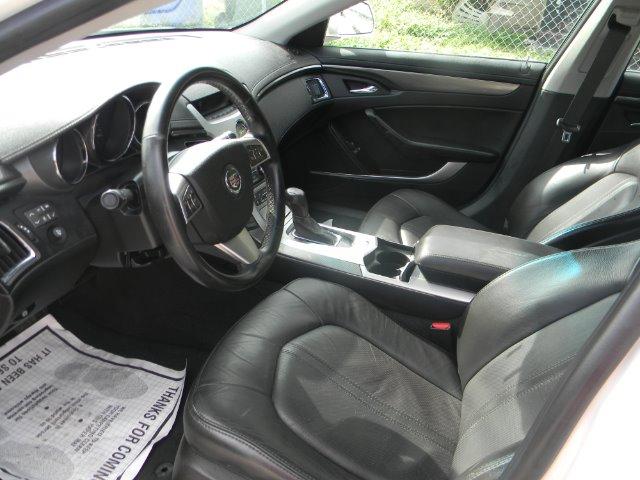 2009 Cadillac CTS Executive Limousine