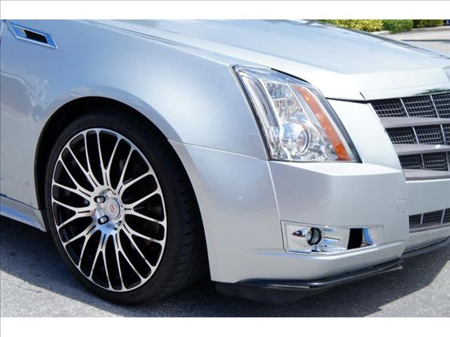 2011 Cadillac CTS Lariat 4WD FX4