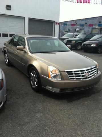 2007 Cadillac DTS 3.5tl W/tech Pkg