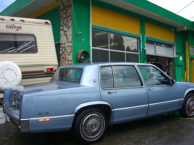 1990 Cadillac Deville L.T. 4-w.d. 5.3L