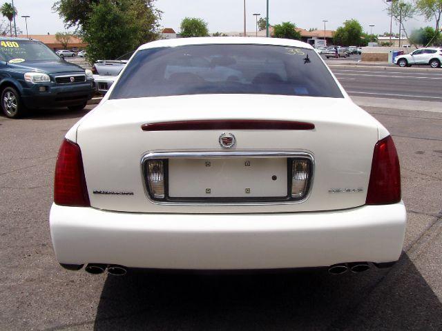 2003 Cadillac Deville GL Manual W/siab