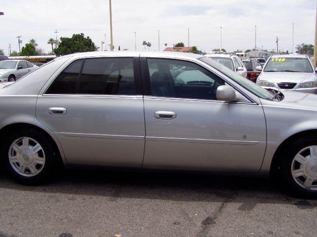 2005 Cadillac Deville GL Manual W/siab