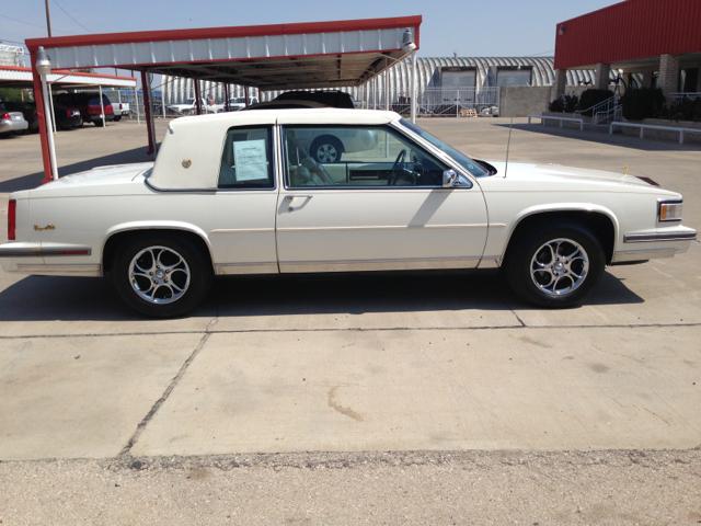1987 Cadillac Deville GT Premium