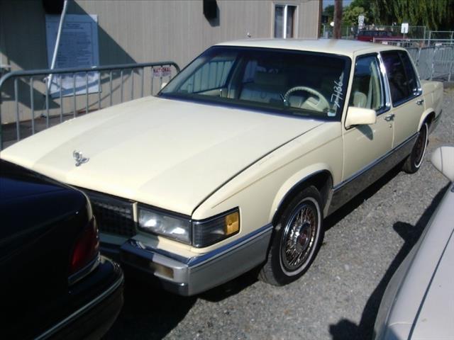 1990 Cadillac Deville Convertible 2D