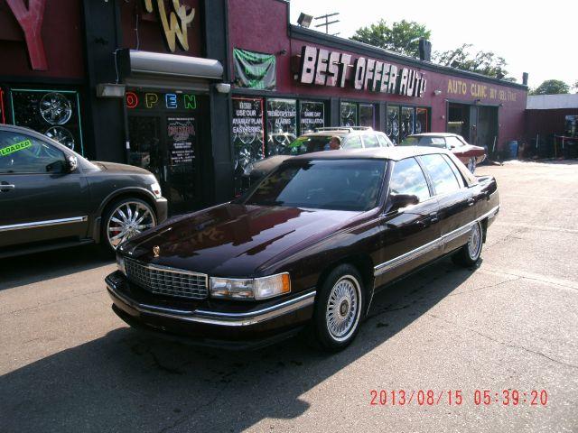 1997 Cadillac Deville 3.5tl W/tech Pkg