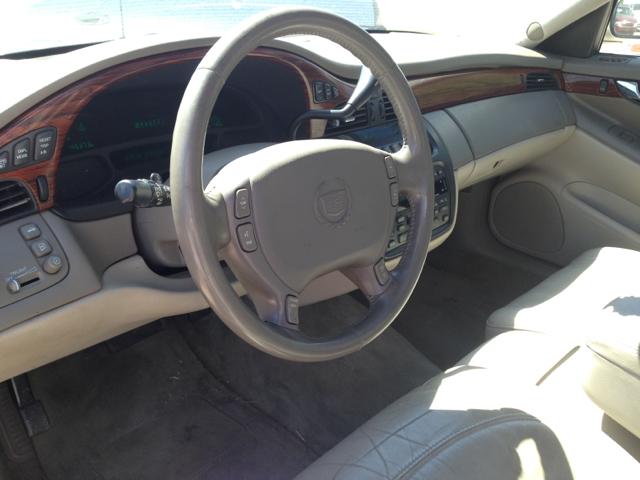 2002 Cadillac Deville 3.5tl W/tech Pkg
