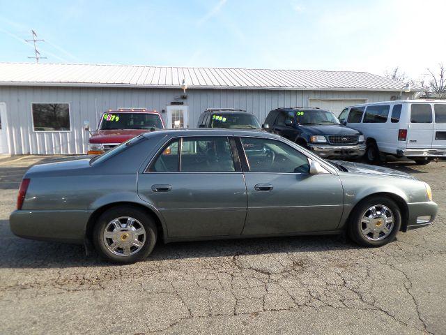 2003 Cadillac Deville 3.5tl W/tech Pkg