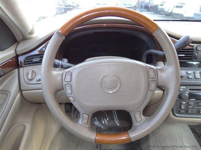 2004 Cadillac Deville 4dr 112 WB