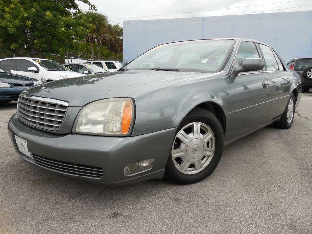 2004 Cadillac Deville 3.5tl W/tech Pkg