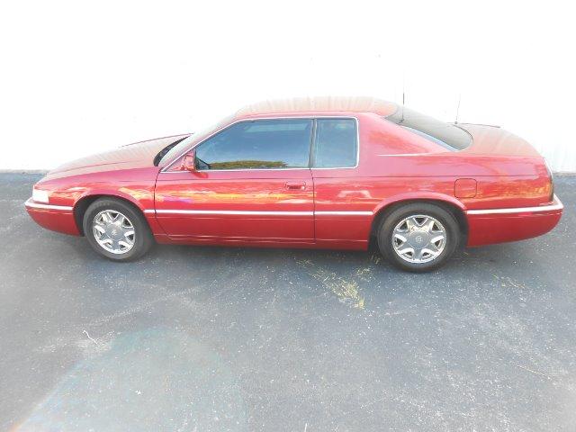 2001 Cadillac Eldorado SS Supercharged 5-speed