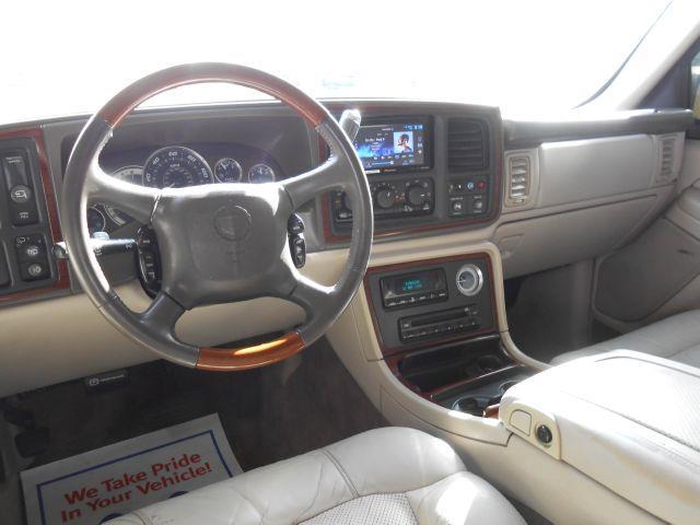 2002 Cadillac Escalade 4wd