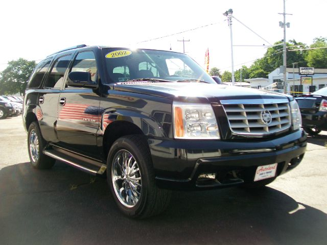 2002 Cadillac Escalade EX - DUAL Power Doors