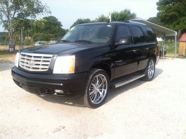 2006 Cadillac Escalade 4wd