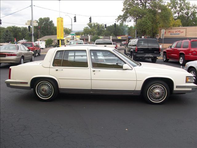 1988 Cadillac Fleetwood D Elegance Base Details Colorado