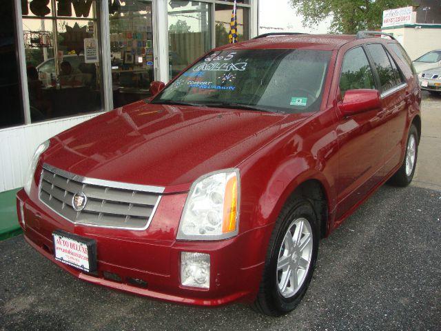 2005 Cadillac SRX Red Line