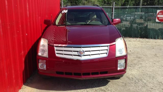 2006 Cadillac SRX Red Line