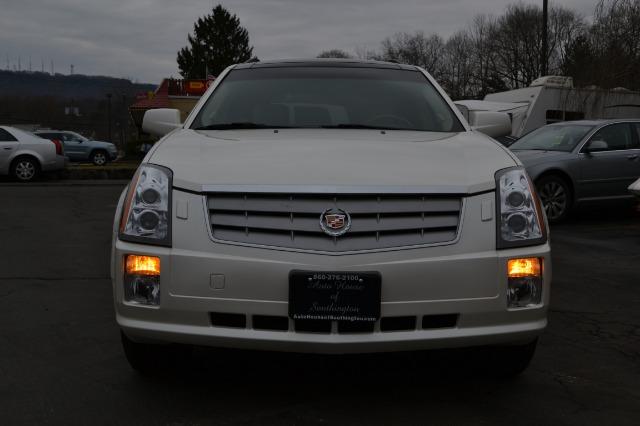 2007 Cadillac SRX Red Line