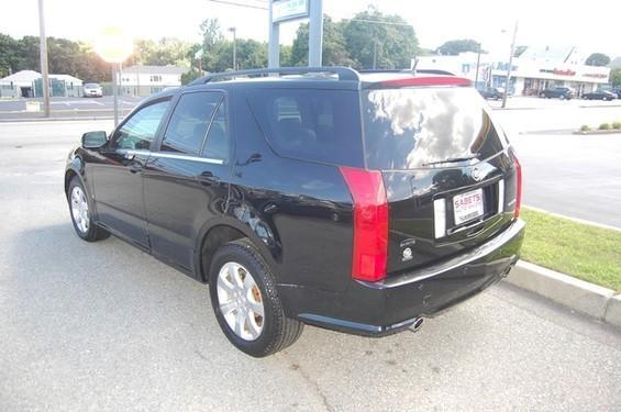 2007 Cadillac SRX Red Line