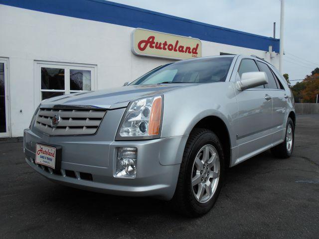 2009 Cadillac SRX Touring / AWD
