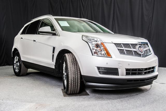 2011 Cadillac SRX 4.2 Engine Coupe