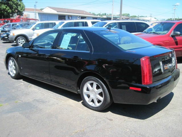 2006 Cadillac STS Red Line