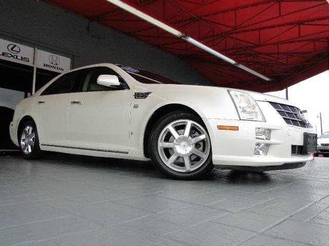 2008 Cadillac STS Red Line