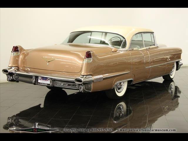 1956 Cadillac Sedan Deville 4-door hardtop