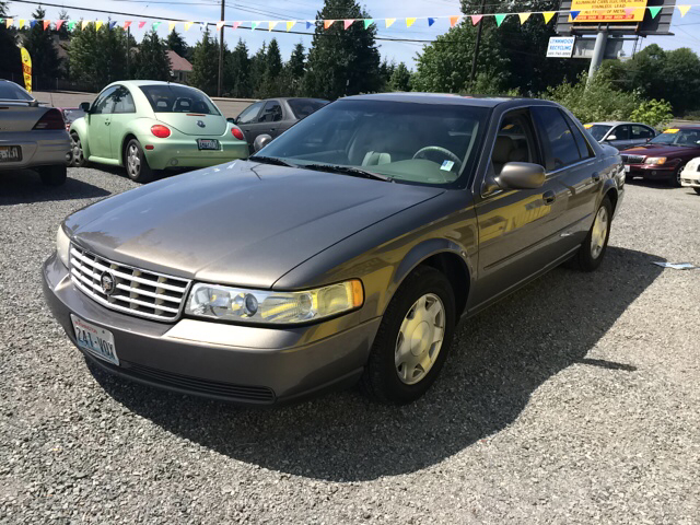 1998 Cadillac SEVILLE 4dr 2.9L Twin Turbo AWD W/3rd Row