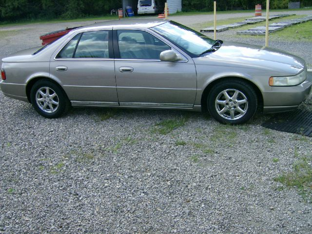 1999 Cadillac SEVILLE DTS