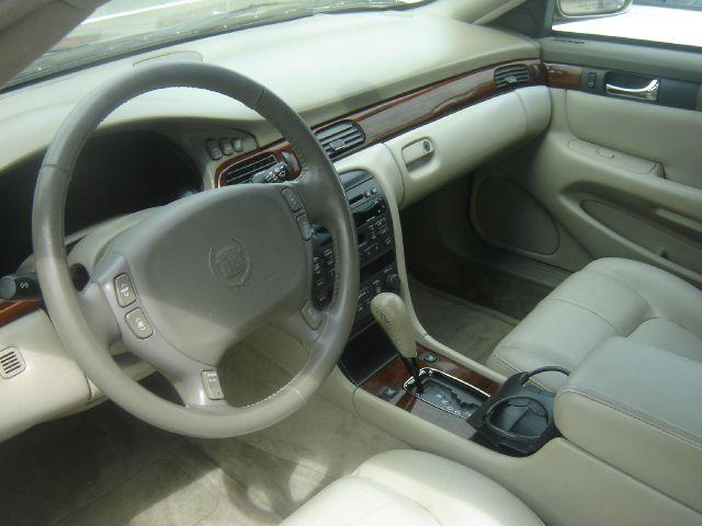 2001 Cadillac SEVILLE Lariat, King Ranch