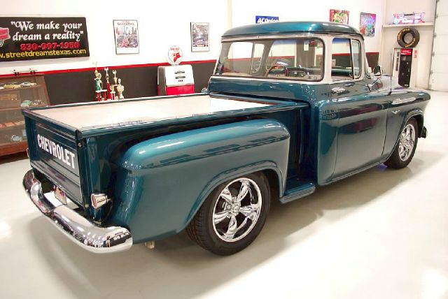 1957 Chevrolet 3100 W /navigation