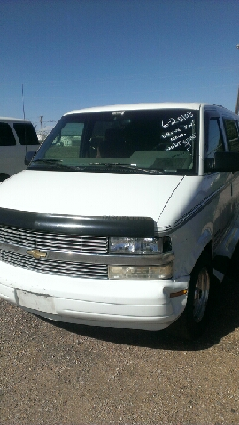 1995 Chevrolet Astro SL AWD CVT Leatherroof