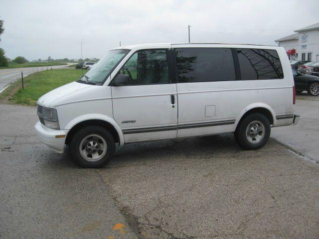 1997 Chevrolet Astro 4wd