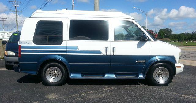 Used Chevrolet Astro CONVERSION Van-Rocky Ridge Edt 1998
