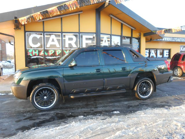 2003 Chevrolet Avalanche Sle25004x4