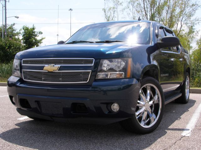 2007 Chevrolet Avalanche 3.0cl W/leath